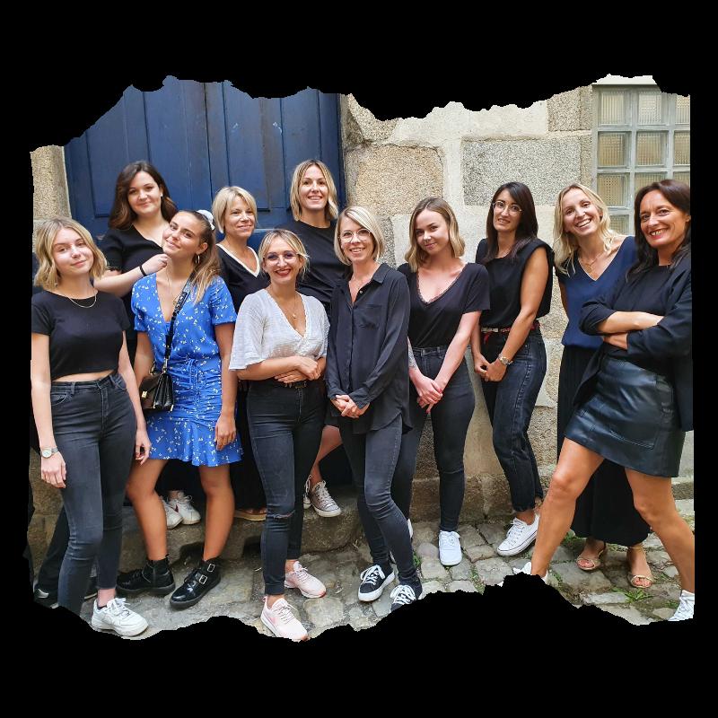 Une super équipe l'Atelier de Saint Germain